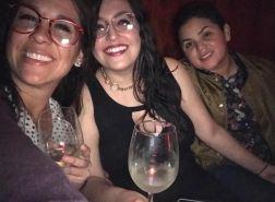 Tanya, Me & K in LA!