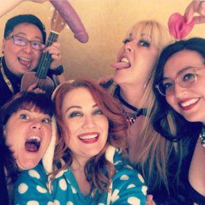 Kristel Penn, Rebecca Love, Hudsy Hawn, Jocelyn Stone